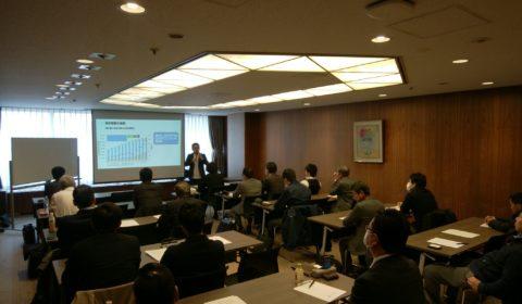 【大阪】2月度の不動産業者向け「空き家活用セミナー」を開催しました。